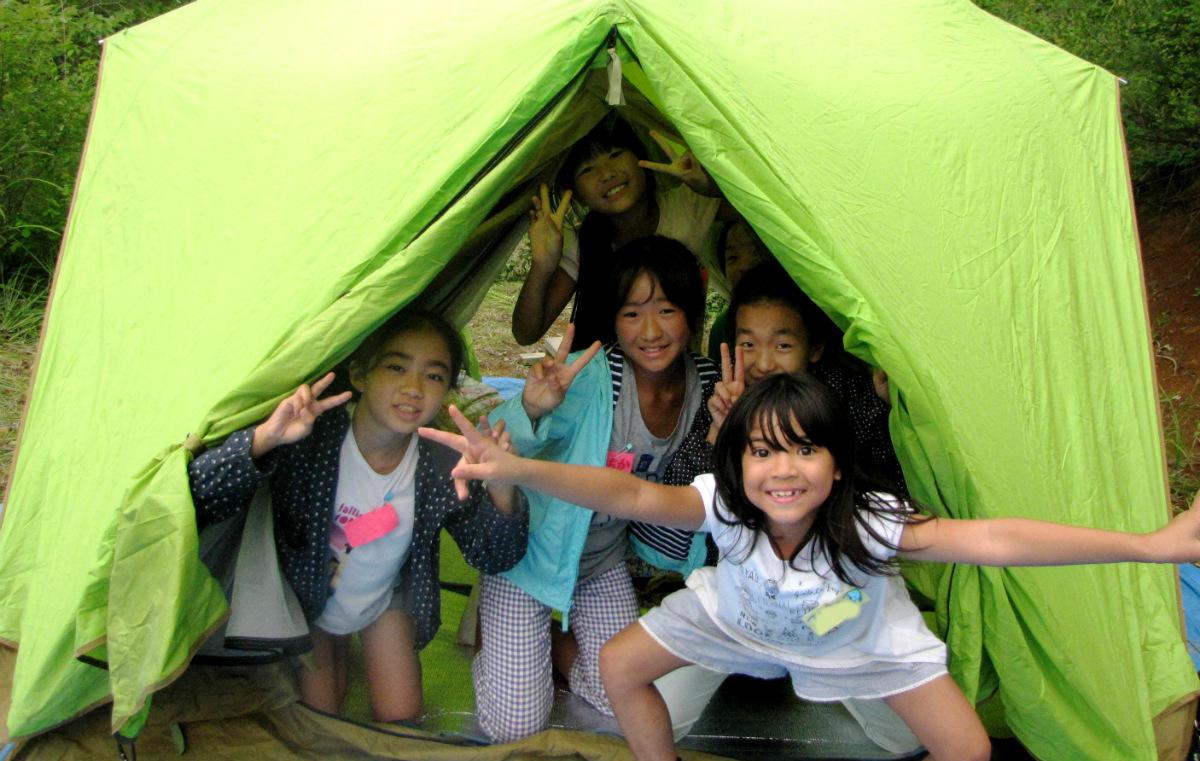 17705:野外生活に挑戦!チャレンジキャンプ