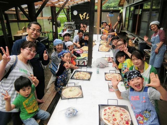 GWに親子で楽しむ農山村キャンプ(お子様申込用)