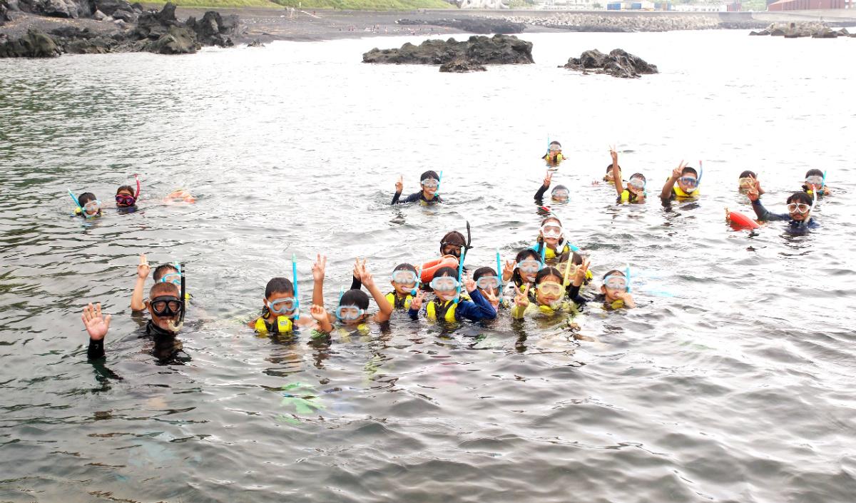 17707:島と海で大冒険!三宅島マリンキャンプ
