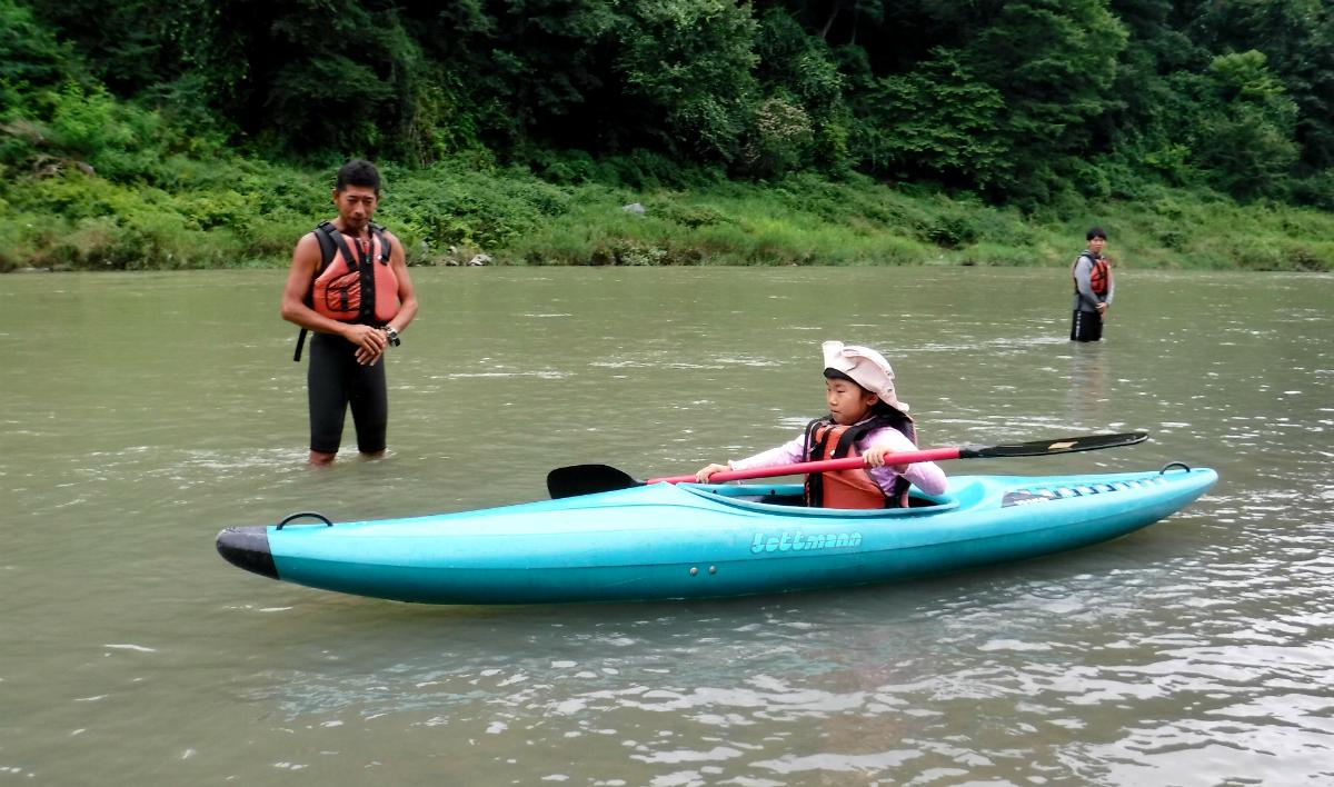17709:長瀞で山と川遊びキャンプ