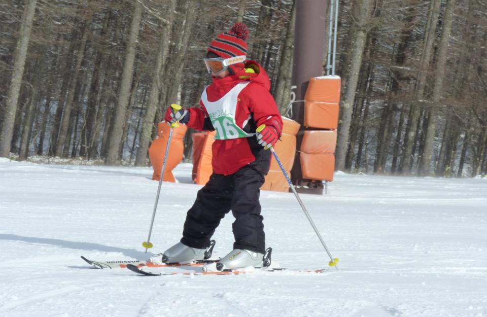 17719:蓼科スノーキャンプ(雪遊びとスキーコース)