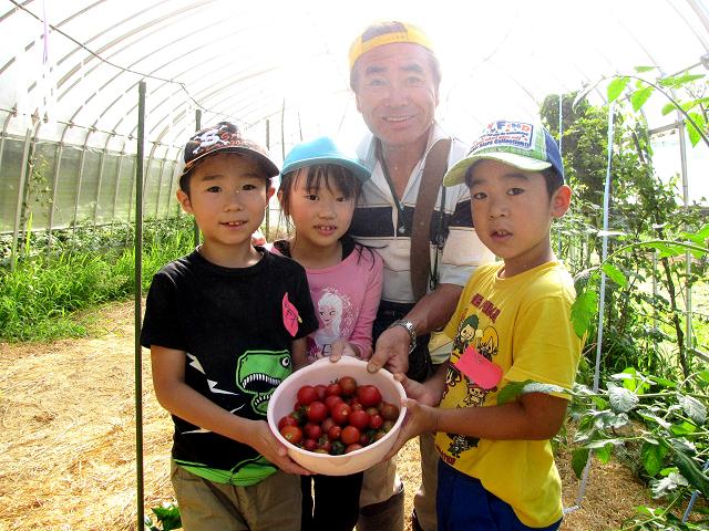 【夏休み・2泊3日】農業と手作り料理に挑戦!畑の楽校キャンプ