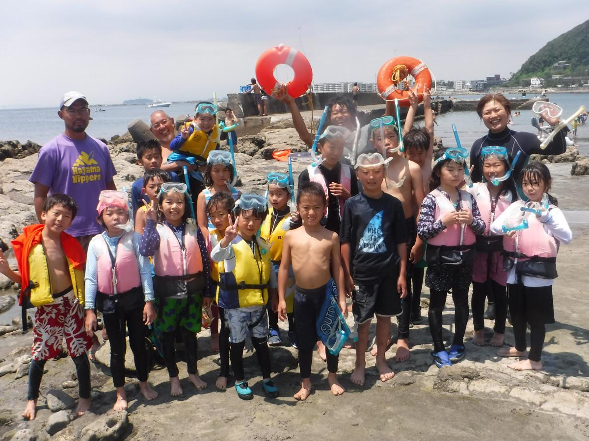 【夏休み・2泊3日】海と野外生活を楽しむ!三浦で冒険キャンプ