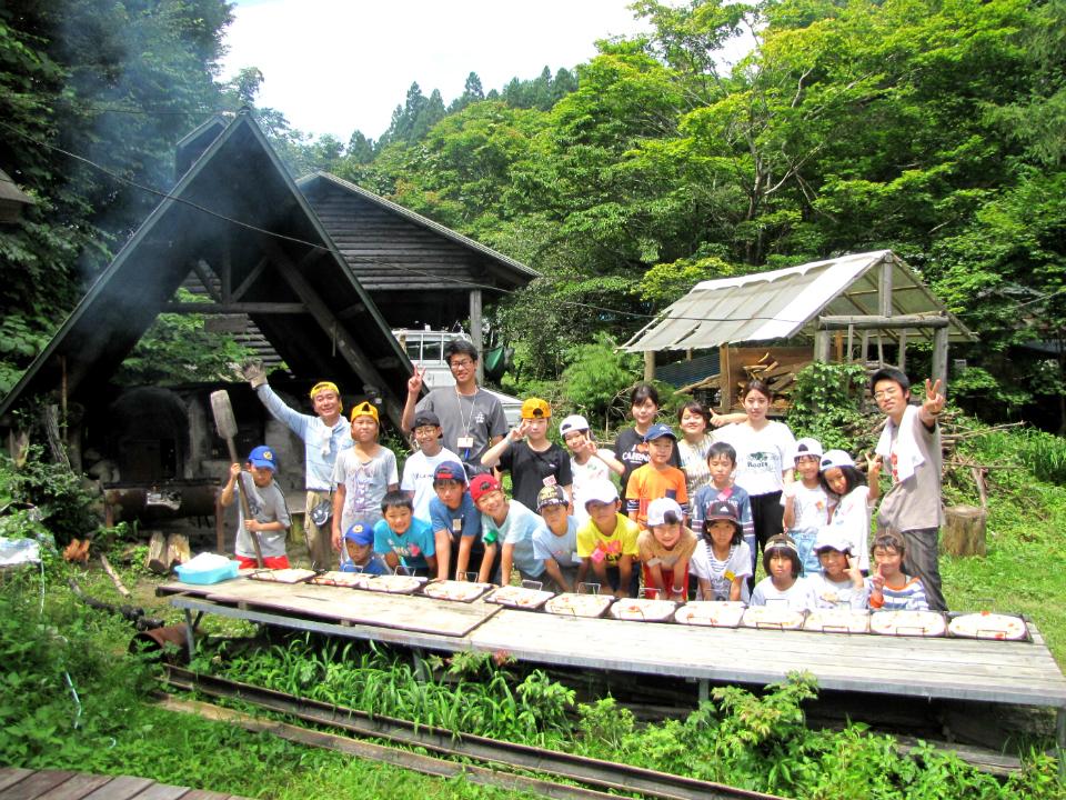 【夏休み・5泊6日】自然と暮らす!ミニ山村留学キャンプ