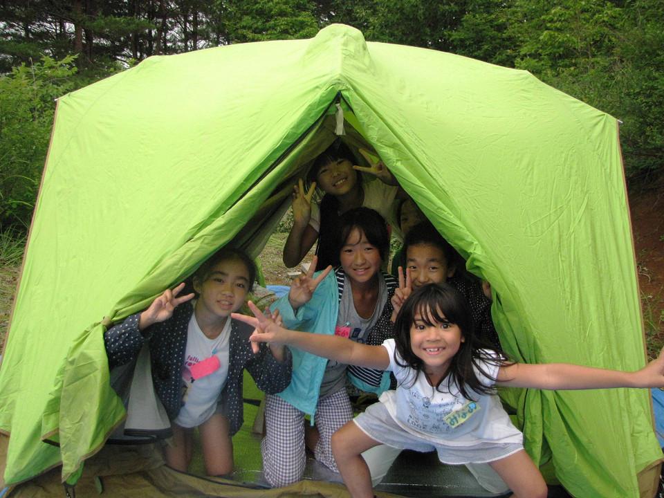 【夏休み・2泊3日】野外生活に挑戦!チャレンジキャンプ