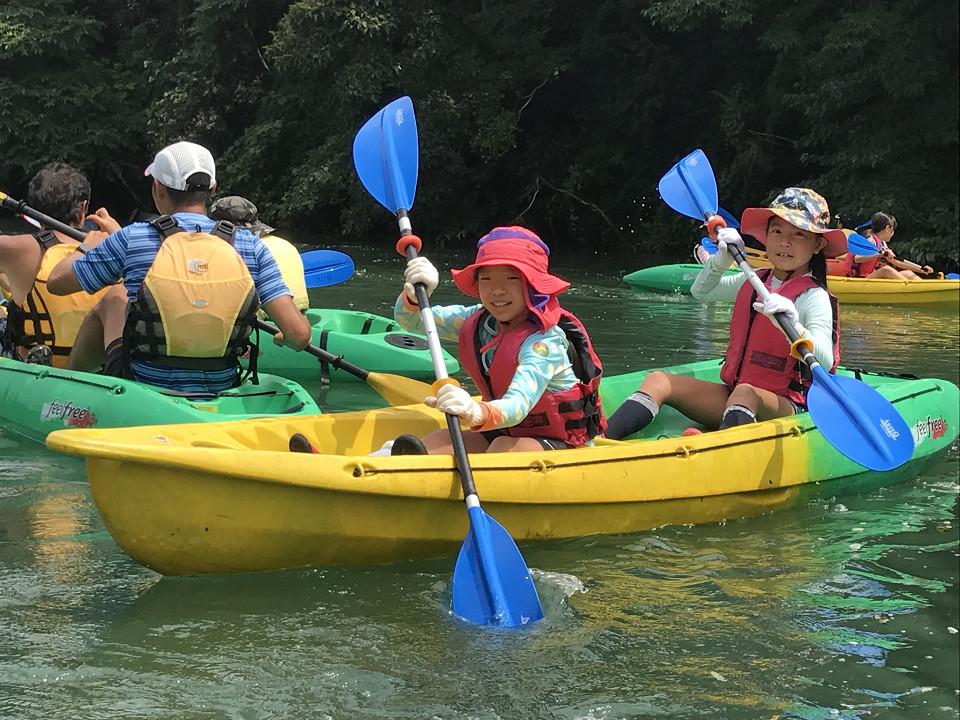 【夏休み・2泊3日】大自然の湖を探検!相模湖カヌーキャンプ