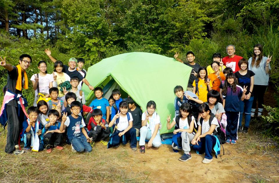 17726:野外生活に挑戦!チャレンジキャンプ