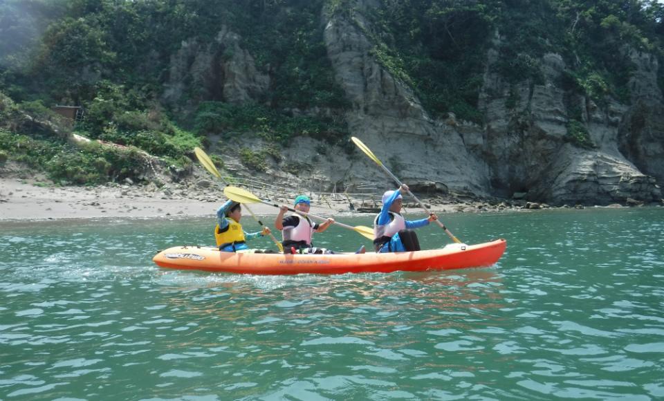 17730:海の世界を探検!葉山で海遊びキャンプ