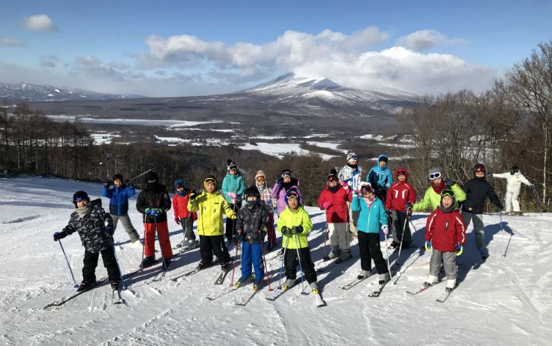 17737:北海道・函館七飯スキーキャンプ