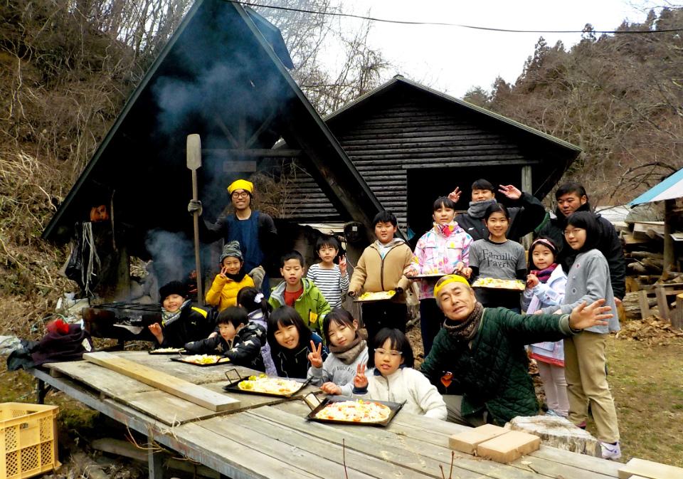 17740:田舎に泊まろう!春の里山わくわくキャンプ