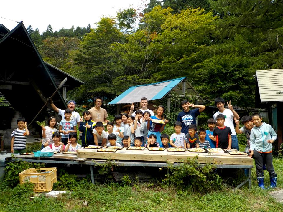農業や自然工作を楽しむ!森と畑の楽校キャンプ