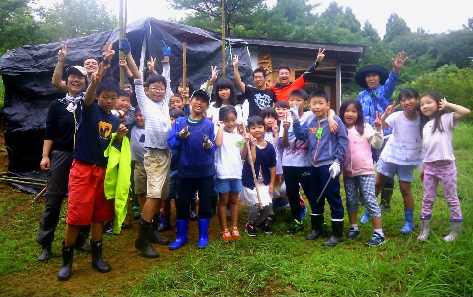 17747:農業や自然工作を楽しむ!森と畑の楽校キャンプ