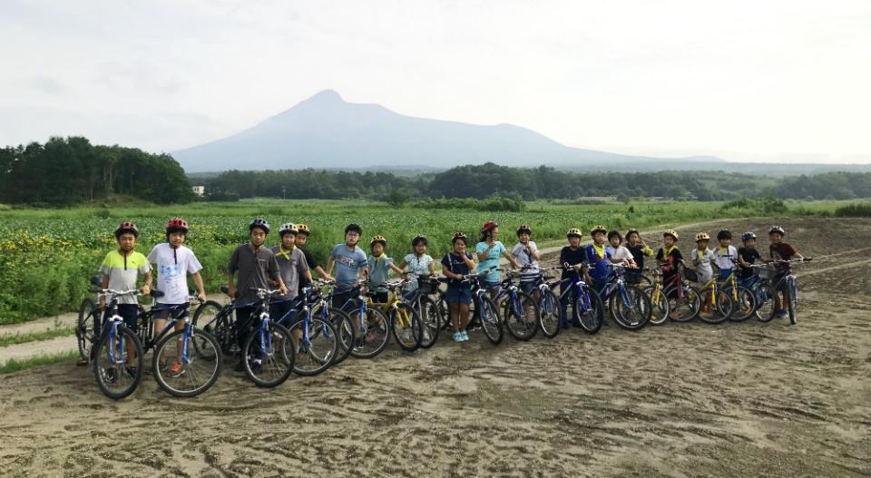 17749:北海道の大自然を体感!函館・大沼を旅するサイクリングキャンプ
