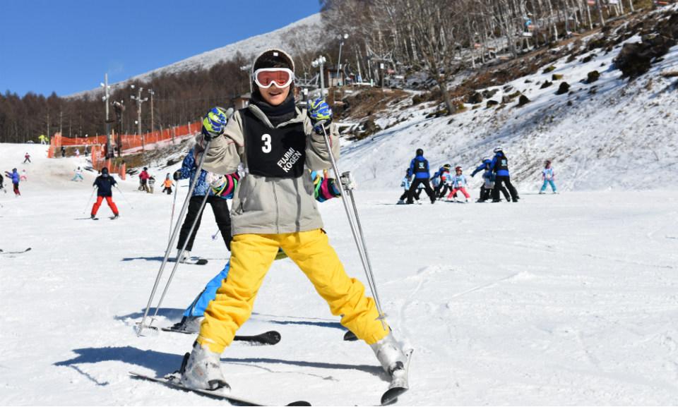 17752:長野県・富士見高原スキーキャンプ