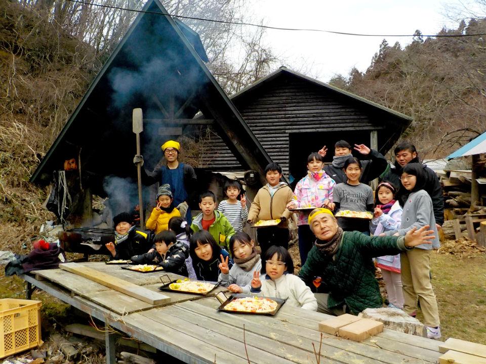 【春休み・2泊3日】田舎に泊まろう!春の里山わくわくキャンプ